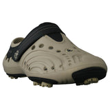 Women's Spirit Golf Shoes - Tan with Black