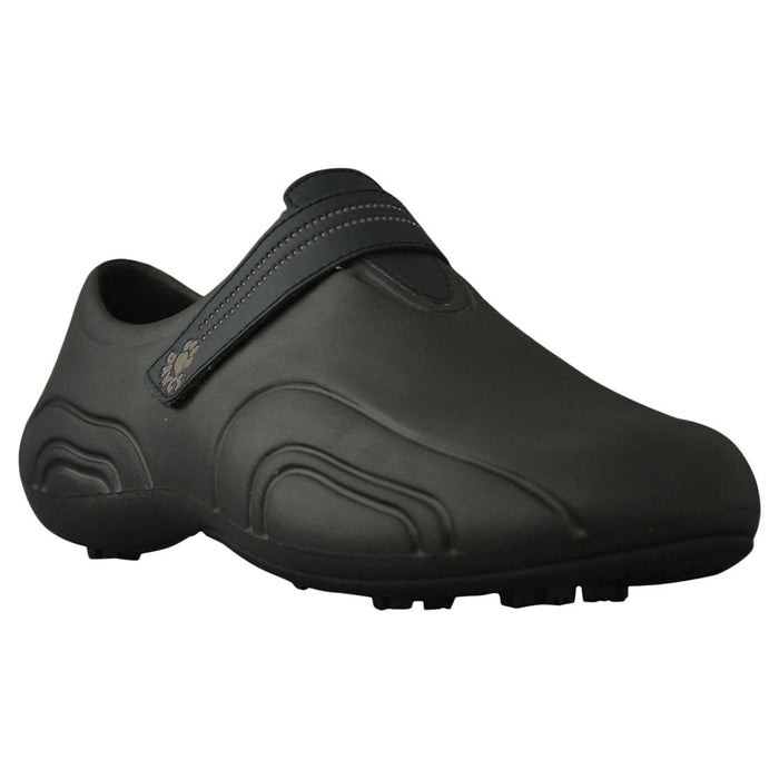 Men's Ultralite Golf Shoes - Dark Brown with Black