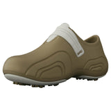 Women's Ultralite Golf Shoes - Tan with White