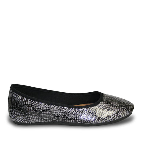 Women's Kaymann Ballet Flats - Black Diamondback