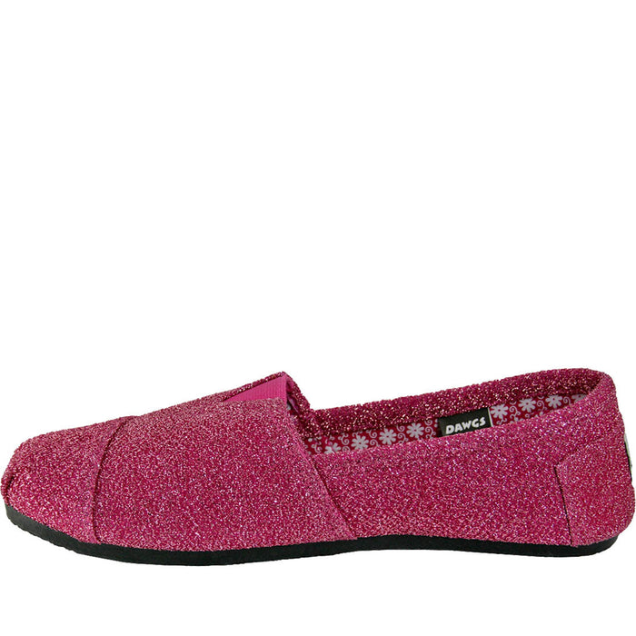 Women's Kaymann Frost Loafers - Hot Pink