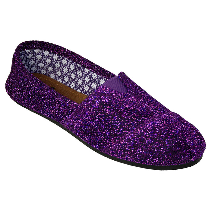 Women's Kaymann Frost Loafers - Purple