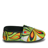 Girls' Loudmouth Kaymann Loafers - Shagadelic White