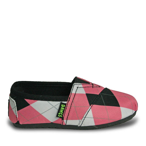 Toddlers' Loudmouth Kaymann Loafers - Pink and Black (Special Offer)