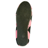 Women's Loudmouth Kaymann Loafers - Pink and Black (Special Offer)