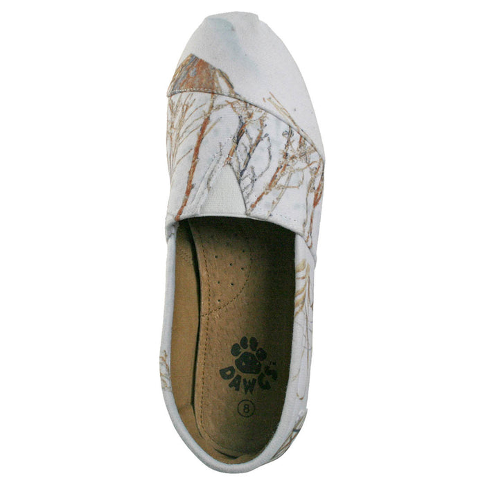 Women's Mossy Oak Kaymann Loafers - Winter Brush