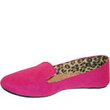 Women's Kaymann Smoking Slippers - Hot Pink