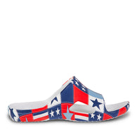 Men's Loudmouth Slides - Betsy Ross