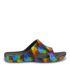 Men's Loudmouth Slides - Paint Balls