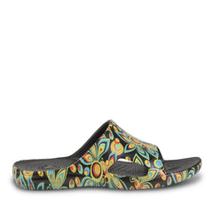 Men's Loudmouth Slides - Shagadelic Black