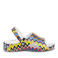 Kids' Loudmouth Slides - Stepping Out