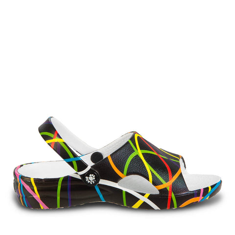 Toddlers Loudmouth Slides - Scribblz