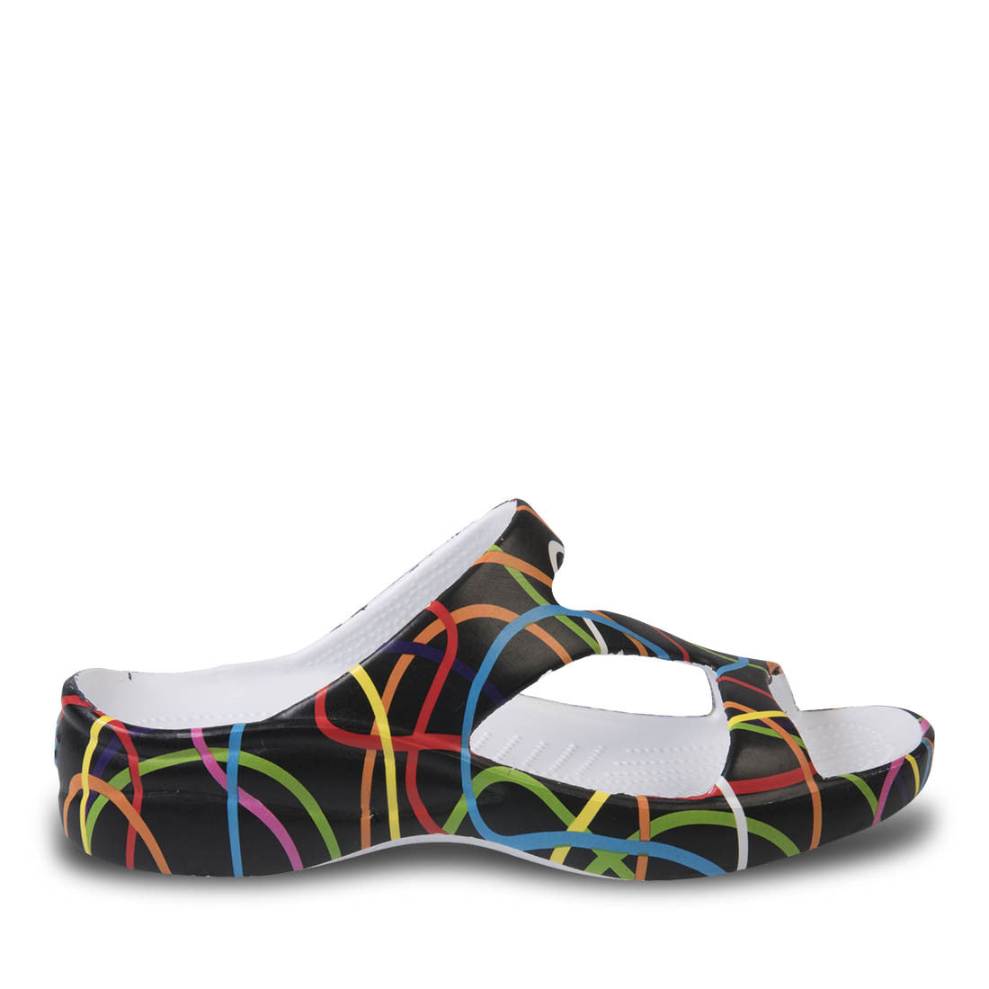 Image of Kids' Loudmouth Z Sandals - Scribblz