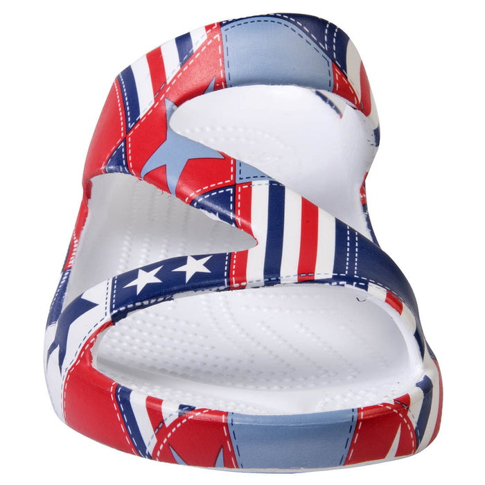 Women's Loudmouth Z Sandals - Betsy Ross