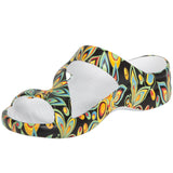 Women's Loudmouth Z Sandals - Shagadelic Black