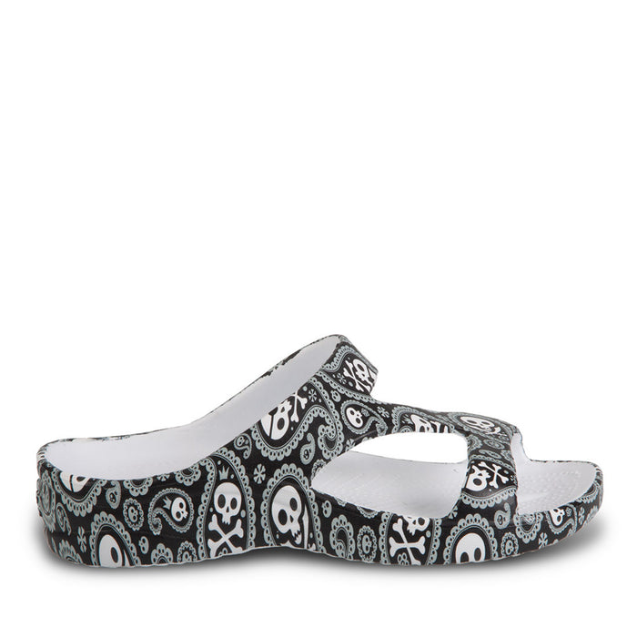 c5437330086b Women s Loudmouth Z Strap Sandals - Shiver Me Timbers — USA DAWGS