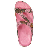 Women's Mossy Oak Z Sandals - Pink Breakup Infinity (Special Offer)
