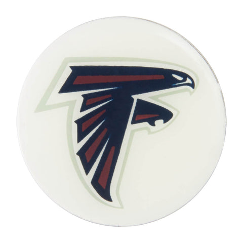 Metal School Dawg Tag Shoe Charm - Citrus Springs Middle School Falcons
