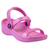 Toddlers' 3-Strap Sandals - Hot Pink