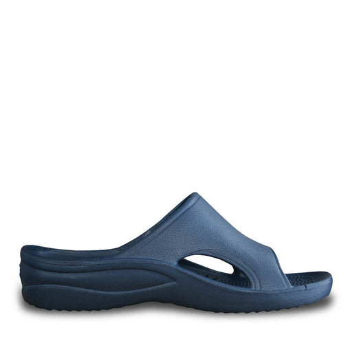 Men's Slides - Navy Blue