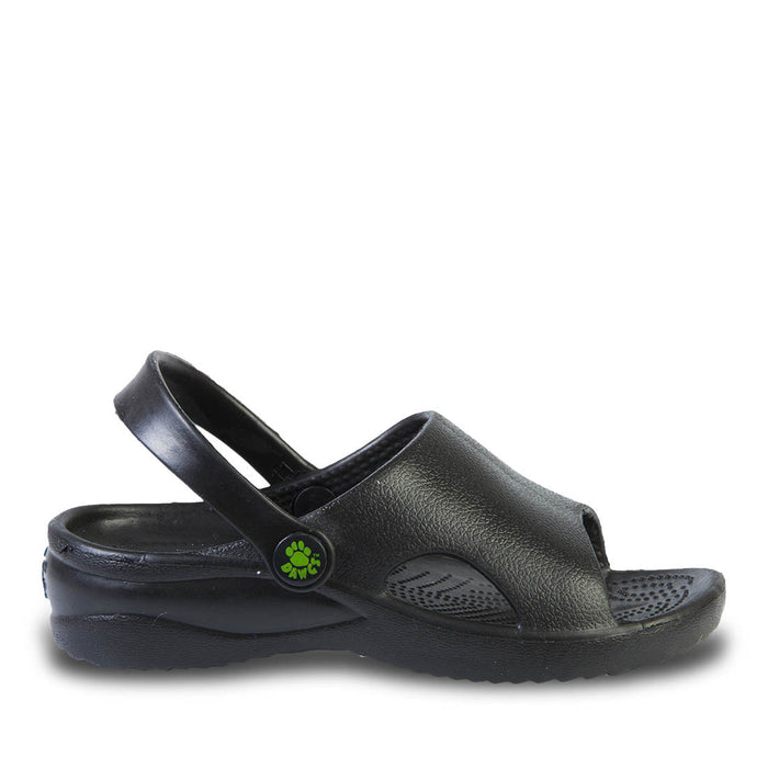 Toddlers' Slides - Black
