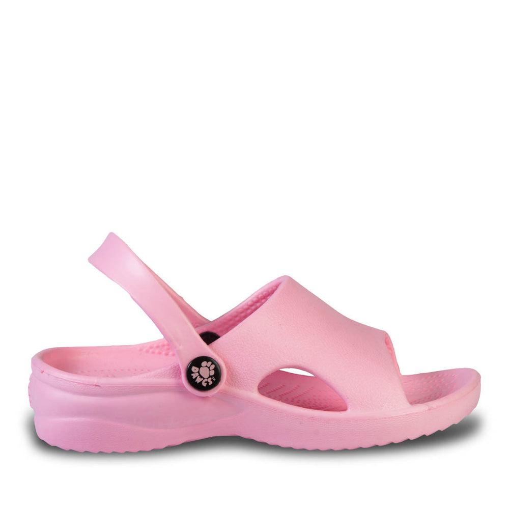 Toddlers' Slides - Soft Pink