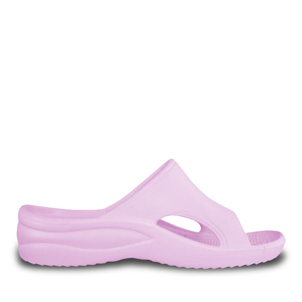 Women's Slides - Soft Pink