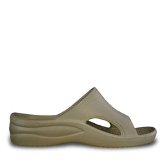 Women's Slides - Tan