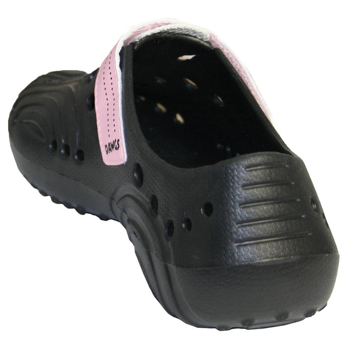 Women's Ultralite Spirit Shoes - Black with Soft Pink