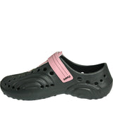 Women's Ultralite Spirit Shoes - Black with Soft Pink (Special Offer)