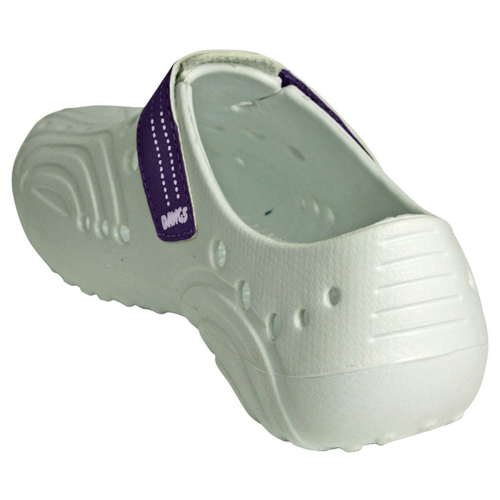 Women's Ultralite Spirit Shoes - White with Plum