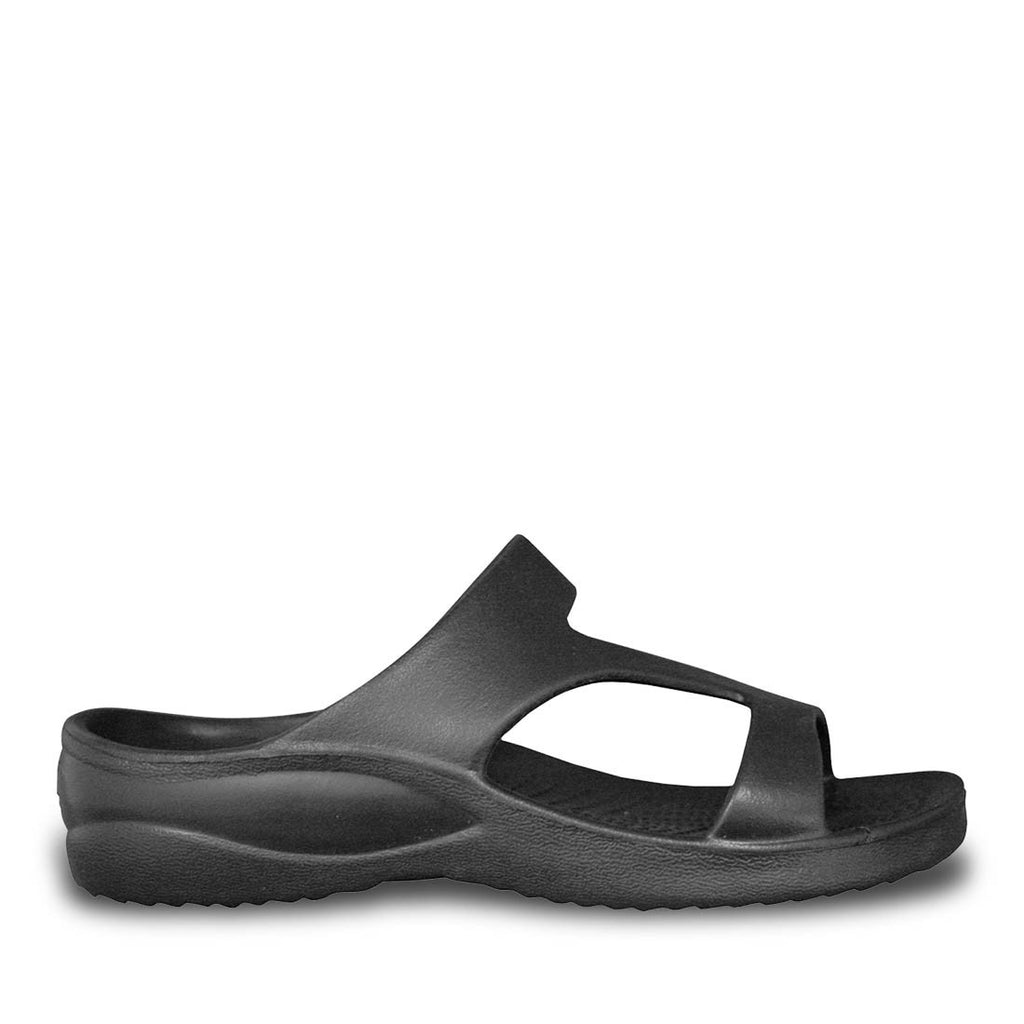 Girls' Z Sandals - Black