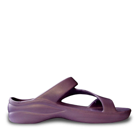 Girls' Z Sandals - Plum