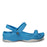 Kids' Premium 3-Strap Sandals - Peacock with White