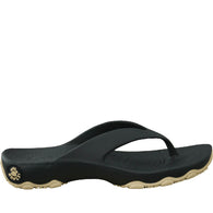 Boys' Premium Flip Flops - Dark Brown with Tan (Special Offer)