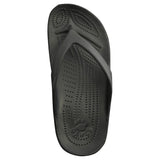 Women's Premium Flip Flops - Black with Black (Special Offer)