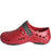 Boys' Premium Spirit Shoes - Red with Black