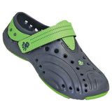 Men's Premium Spirit Shoes - Navy with Lime Green (Special Offer)