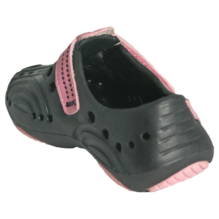 Toddlers' Premium Spirit Shoes - Black with Soft Pink