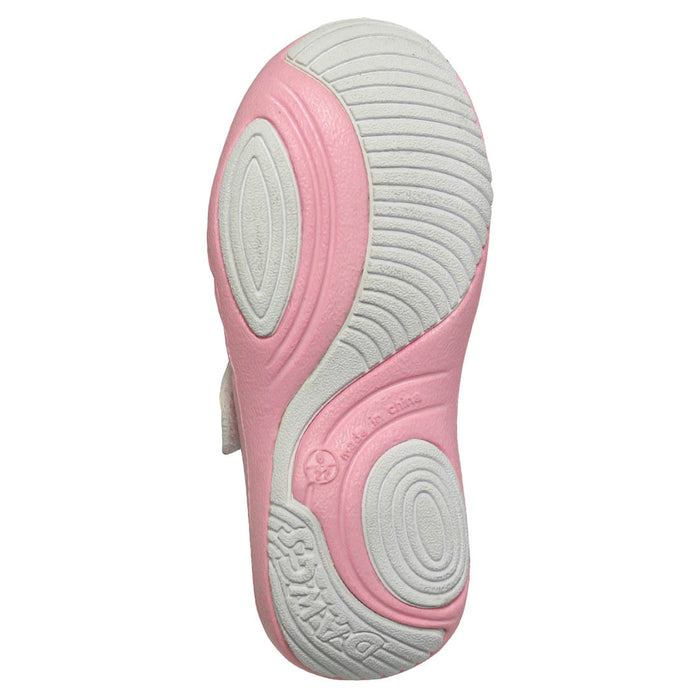 Toddlers' Premium Spirit Shoes - Soft Pink with White