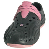 Women's Premium Spirit Shoes - Black with Soft Pink