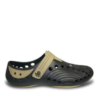 Women's Premium Spirit Shoes - Black with Tan