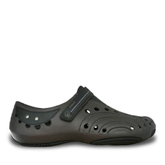 Women's Premium Spirit Shoes - Dark Brown with Black