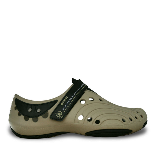 Women's Premium Spirit Shoes - Tan with Black