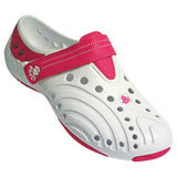 Women's Premium Spirit Shoes - White with Hot Pink (Special Offer)