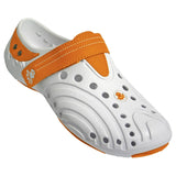 Women's Premium Spirit Shoes - White with Orange (Special Offer)