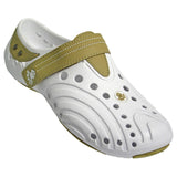 Women's Premium Spirit Shoes - White with Tan (Special Offer)