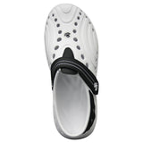 Men's Spirit Walkers - White with Black