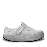 Men's Ultralite Walkers - White with Black
