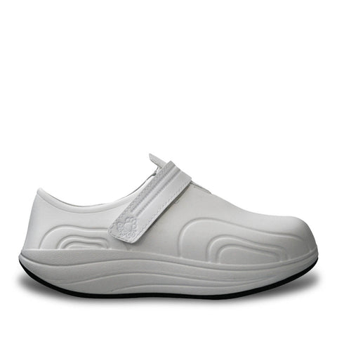 Women's Ultralite Walkers - White with Black